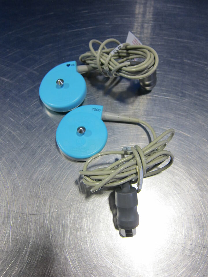 MARQUETTE Nautilus Ultrasound Transducer