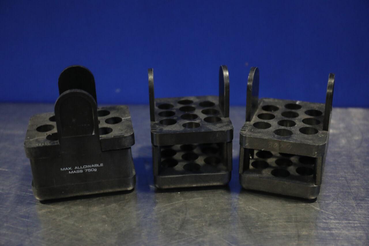 SORVALL Various Centrifuge Test Tube Brackets / Holders