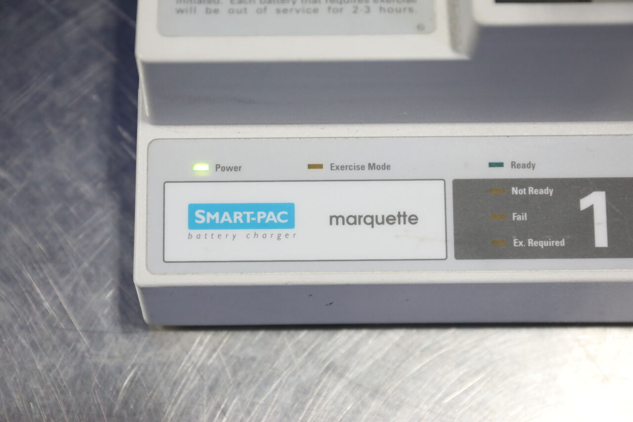 MARQUETTE SmartPac Battery Charger