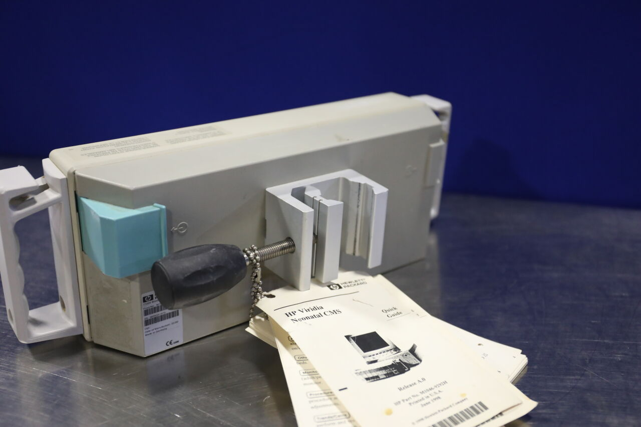HP Various Module Rack