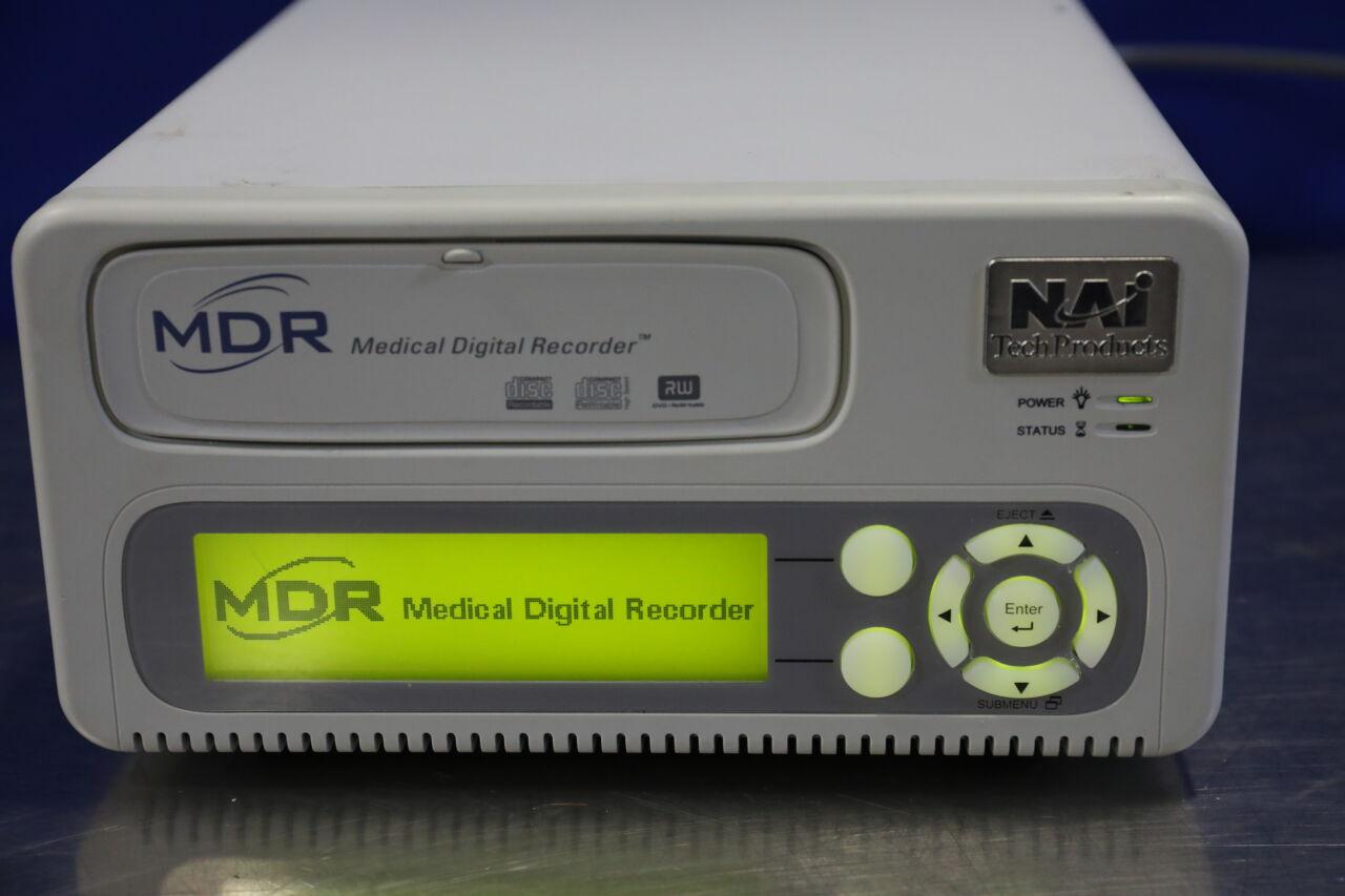 NAI TECH PRODUCTS MDR Recorder
