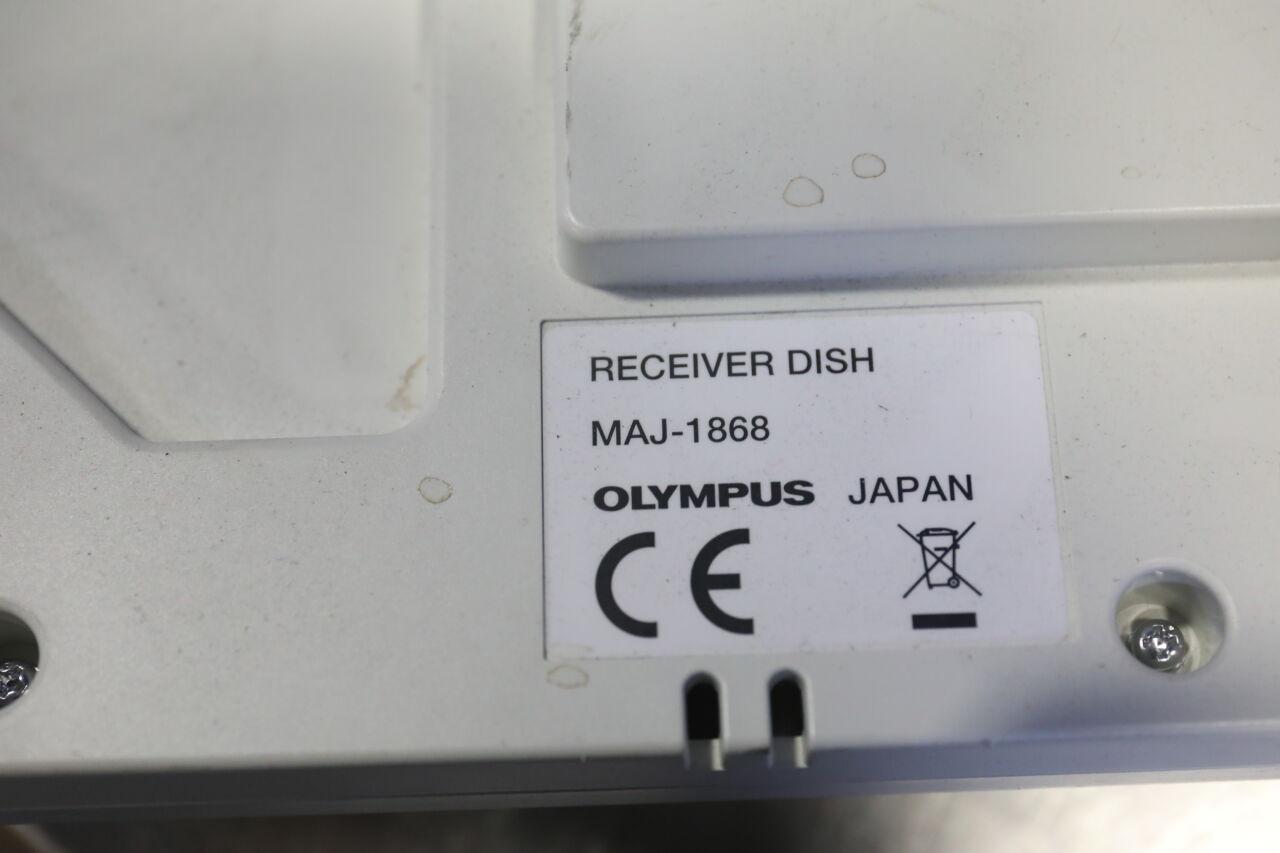 OLYMPUS MAJ-1868 Receiver Dish