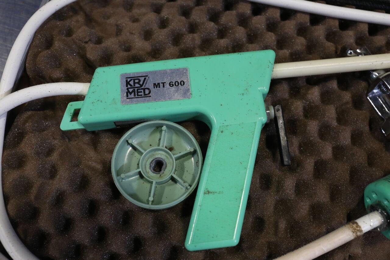 KRYMED MT 600 Cryo Gun for Cryosurgical Unit