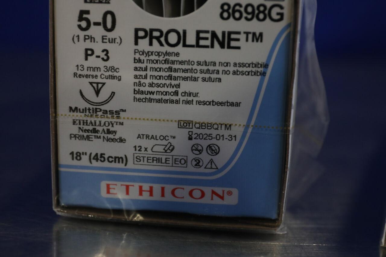 ETHICON Prolene Sutures