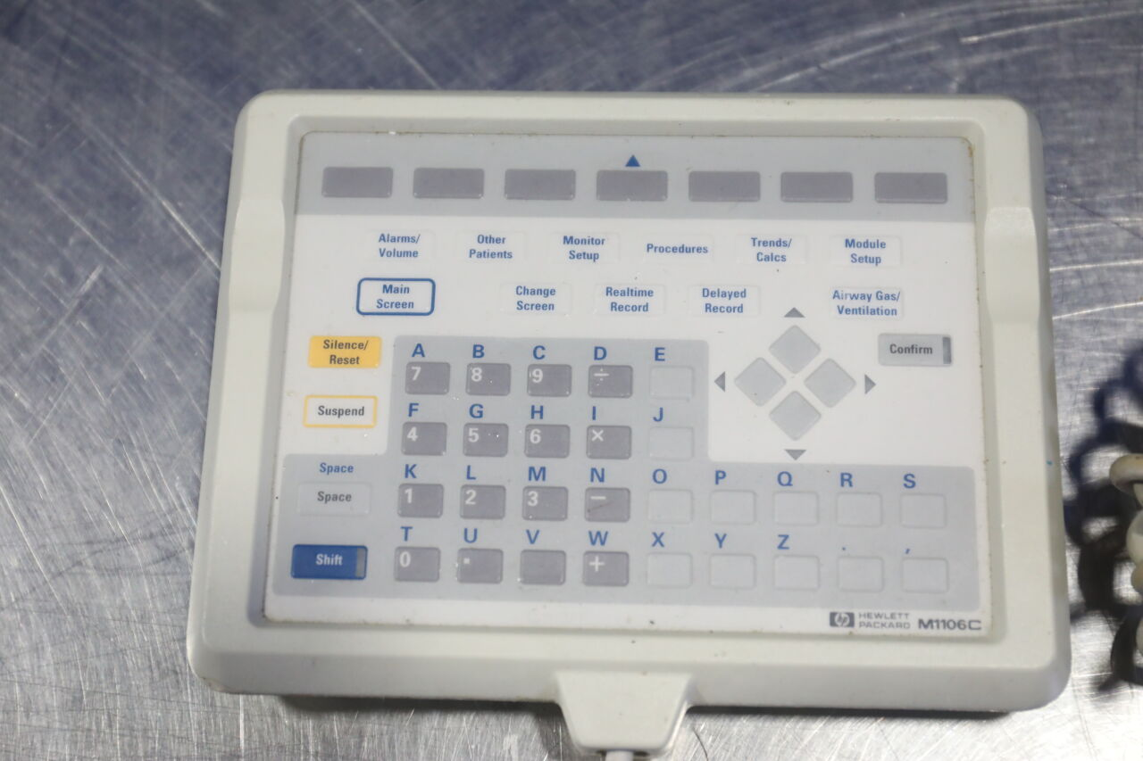 HP M1106C Remote Keypad Control Unit - Lot of 2