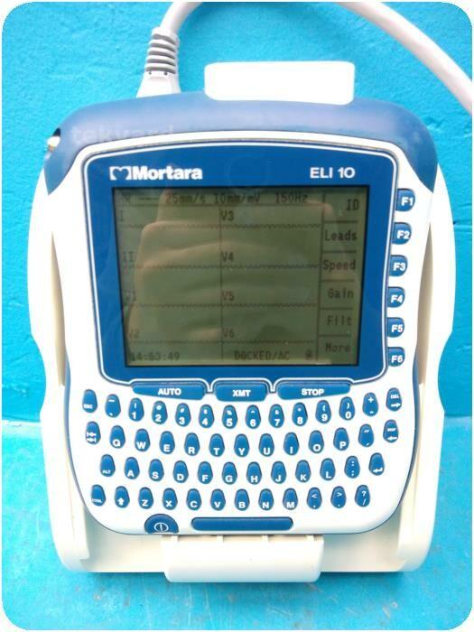 MORTARA ELI 10 Series Electrocardiograph Portable EKG