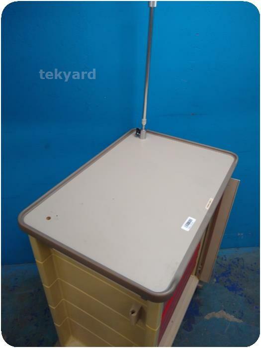 HERMAN MILLER MilCare Emergency Cart