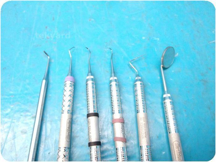 HU-FRIEDY Dental Instrument Set