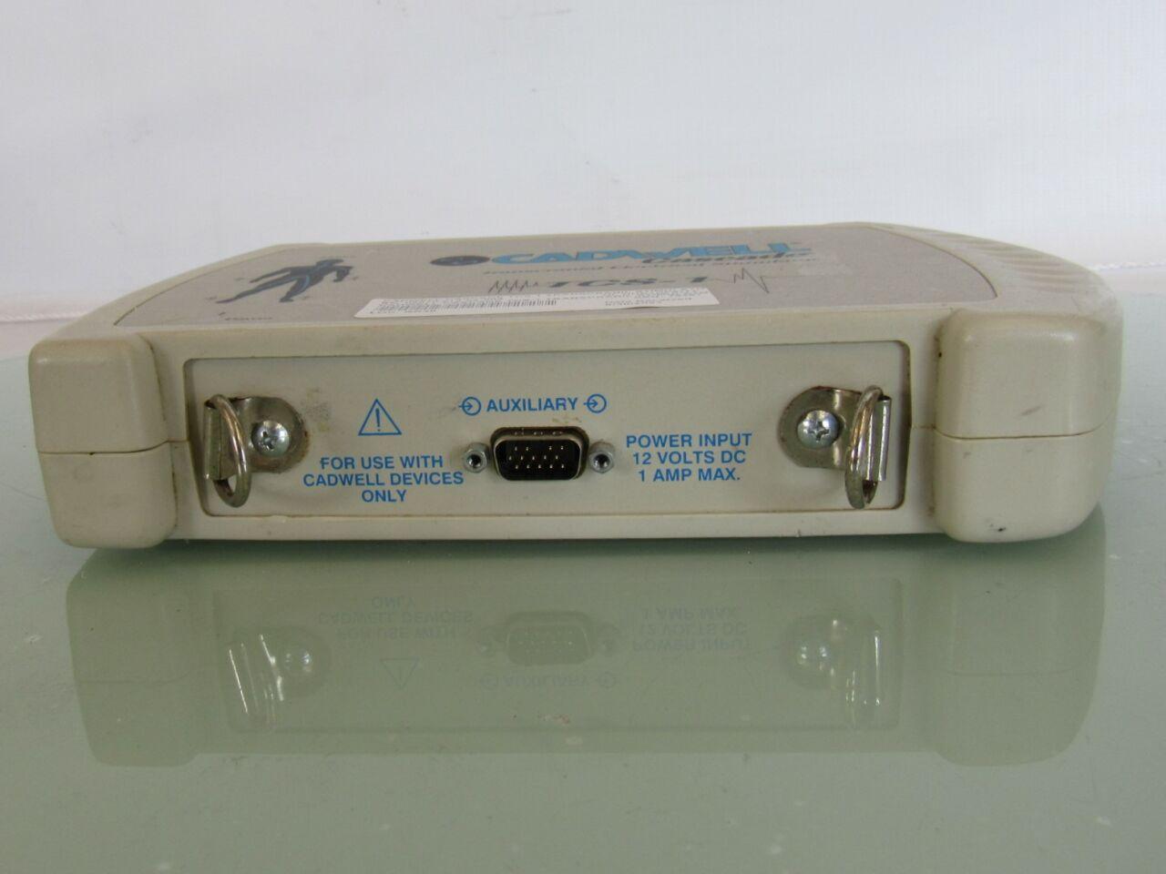 CADWELL Cascade TCS-1 Transcranial Nerve Stimulator