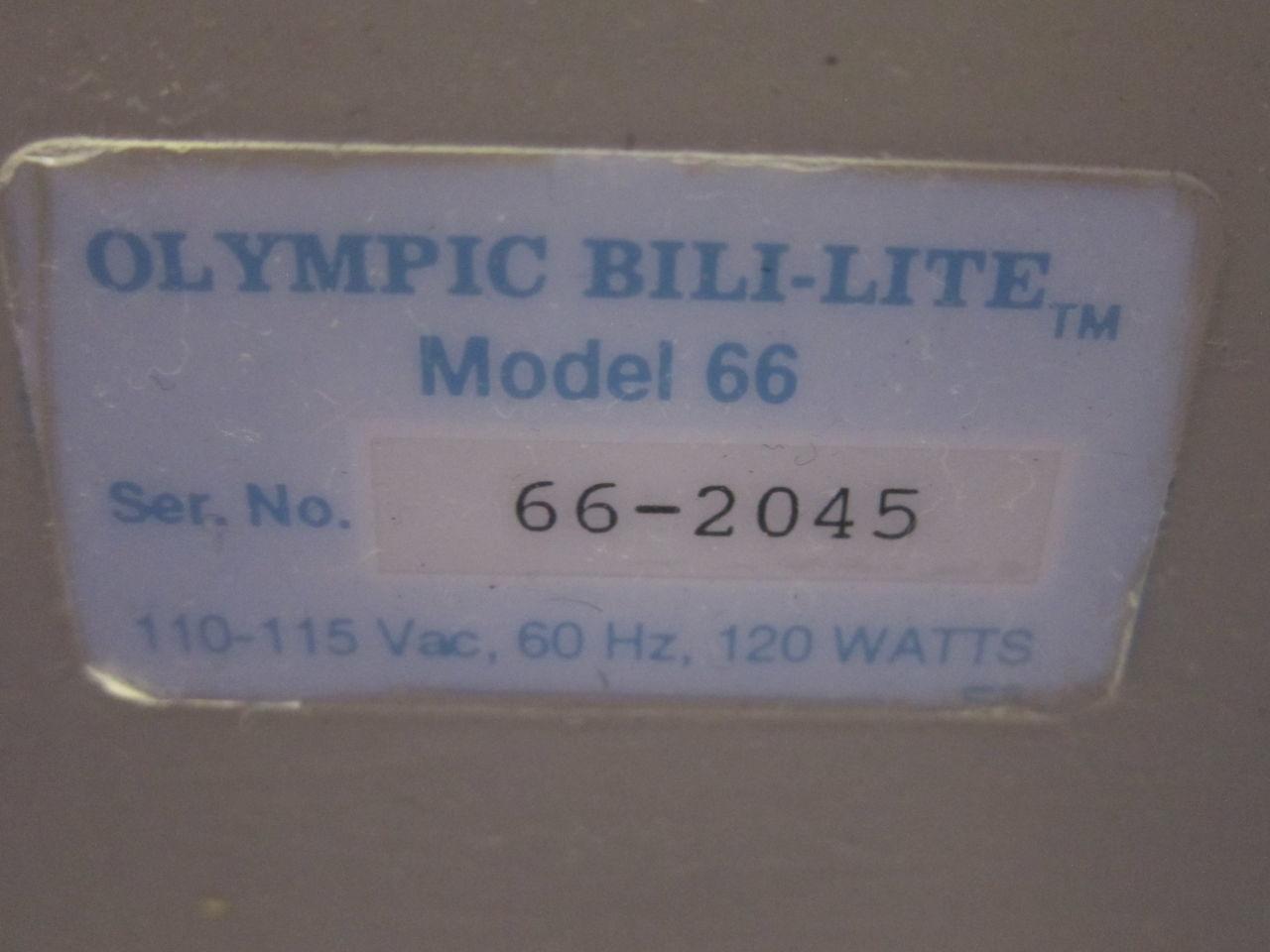 OLYMPIC MEDICAL 66 Bili Lights