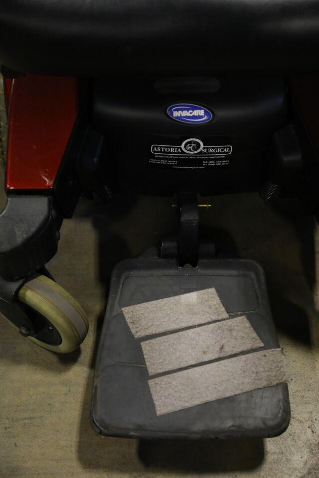 INVACARE Pronto M51 Wheelchair