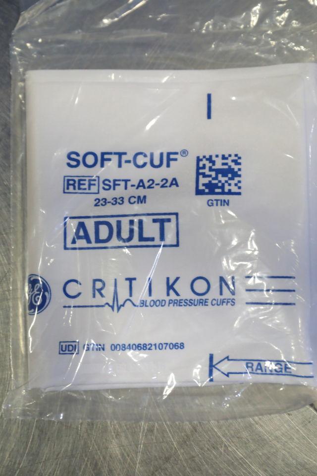 GE CRITIKON Soft-Cuf