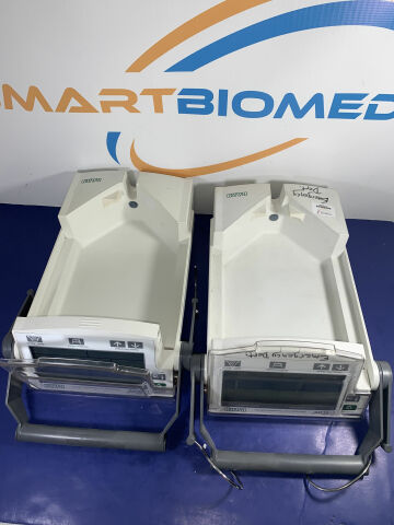 BARD CRITICORE FLUID OUTPUT AND TEMPERATURE MONITOR Fluid Waste Mgmt