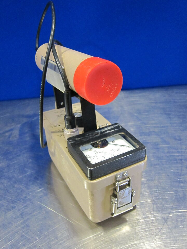 LUDLUM MEASUREMENTS 3 Radiation Meter