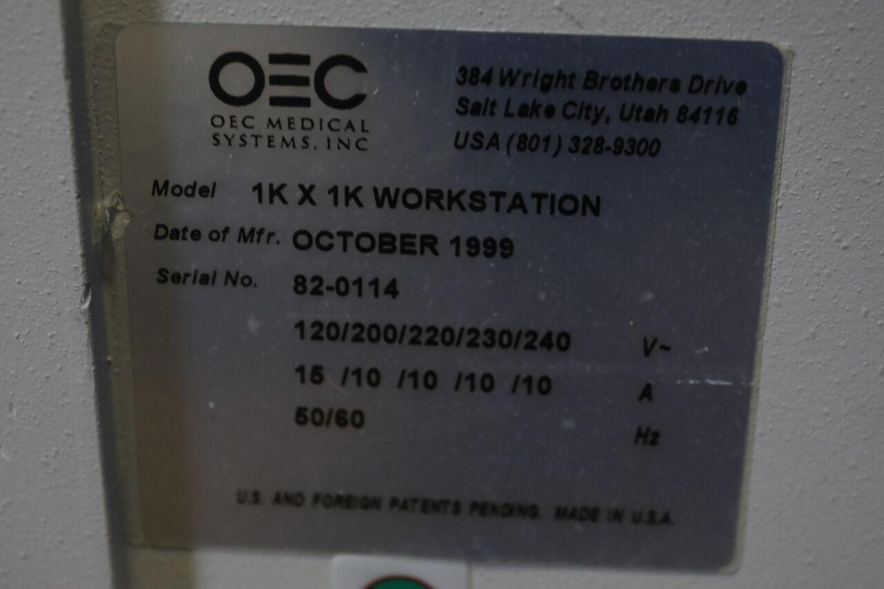 GE 9800 Mobile C-Arm