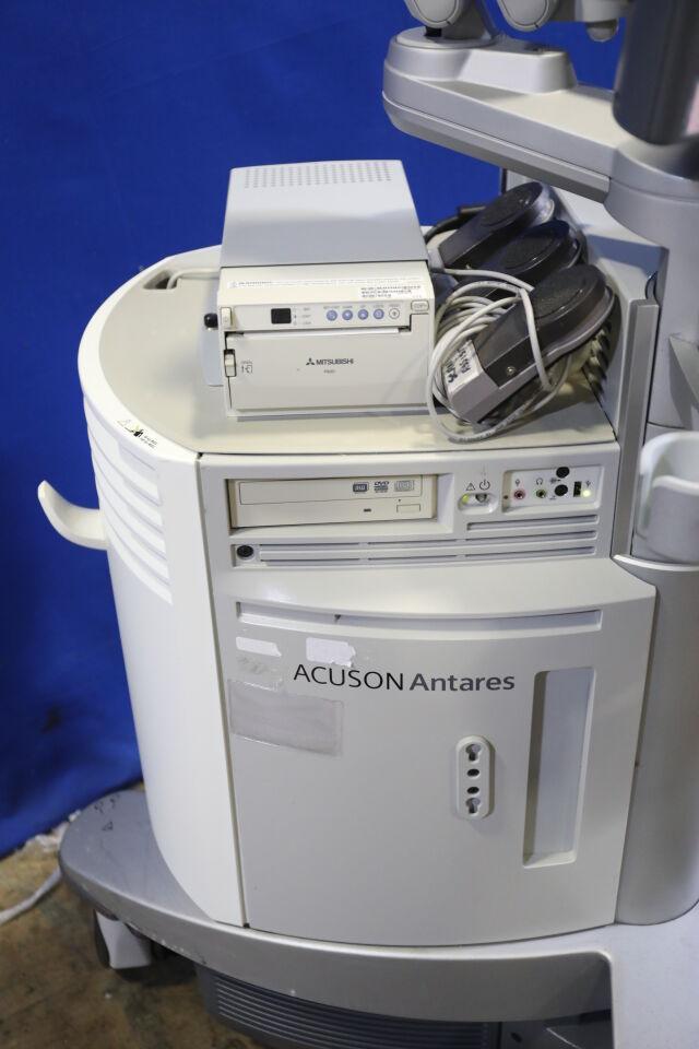 SIEMENS Acuson Antares Ultrasound Machine