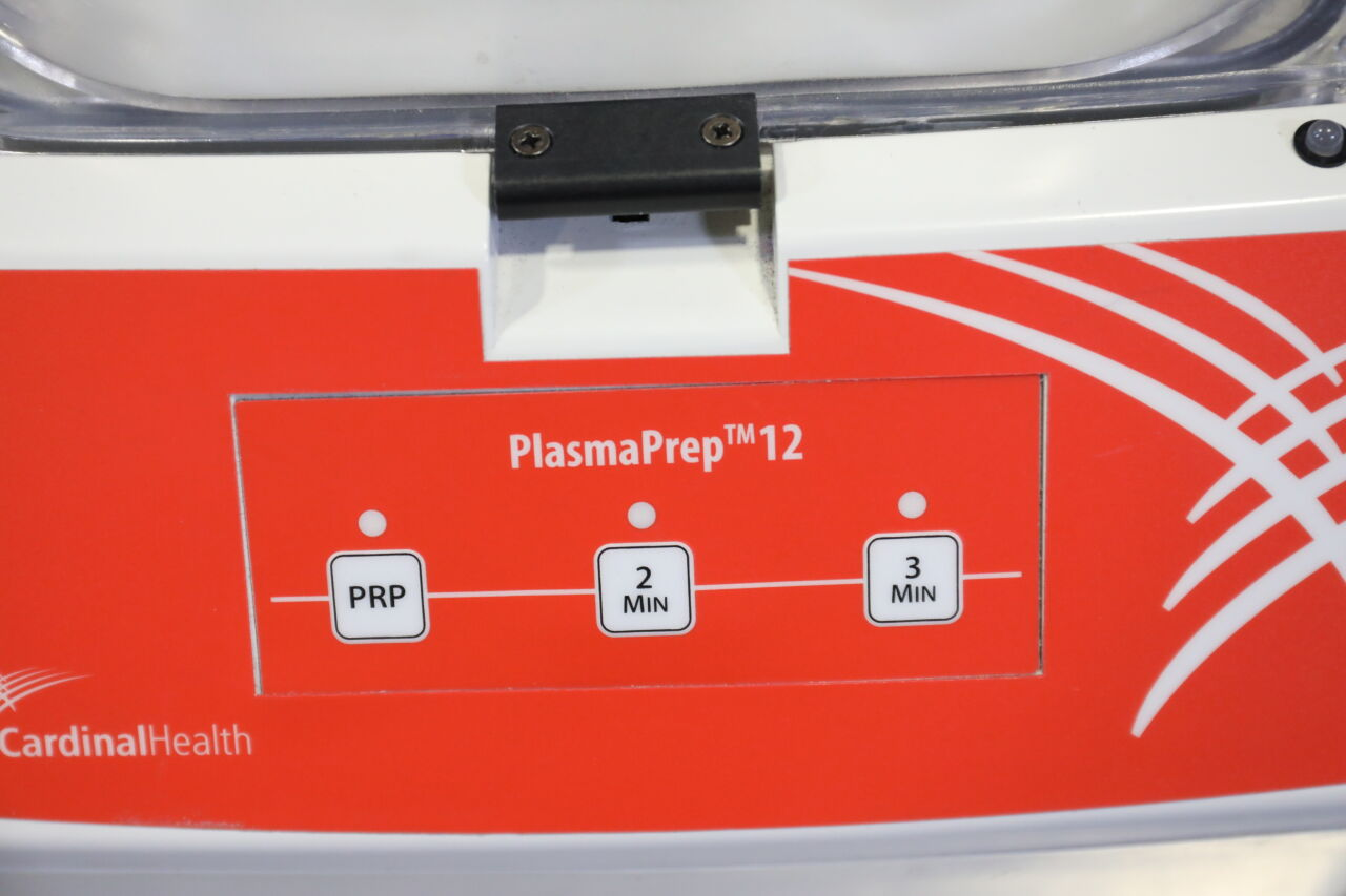 CARDINAL HEALTH PlasmaPrep 12 Centrifuge