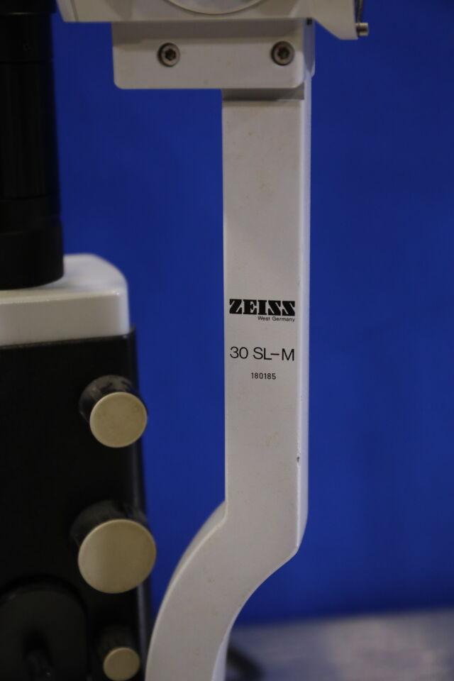 ZEISS 30 SL-M Slitlamp