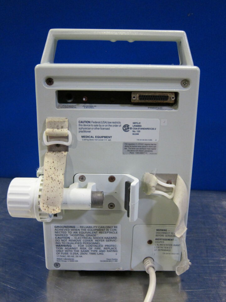 LIFECARE PCA Plus II Pump IV Infusion