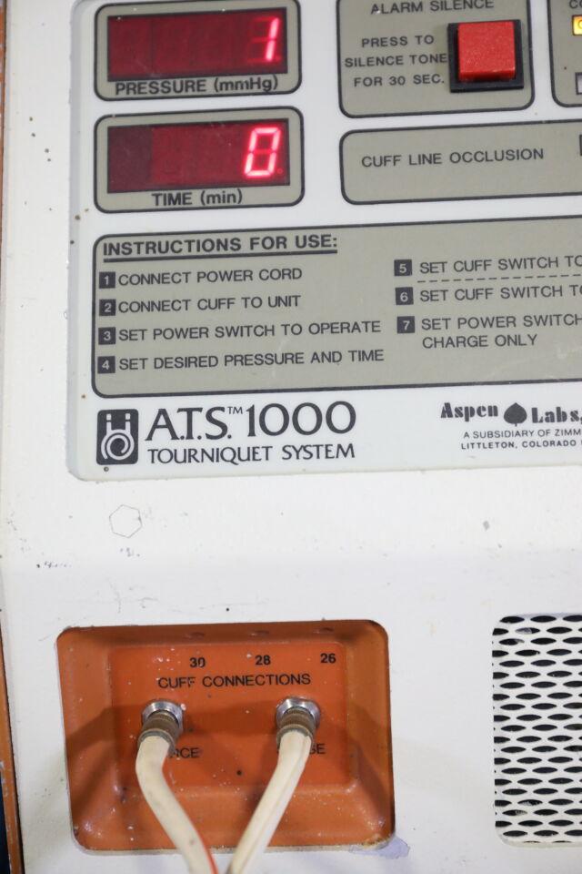 ASPEN LABS ATS 1000 Tourniquet System