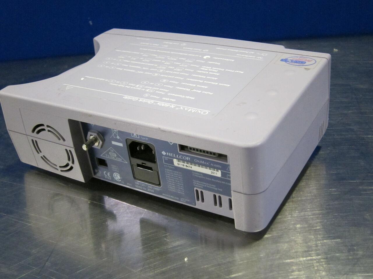 NELLCOR Oximax N-600X Oximeter - Pulse