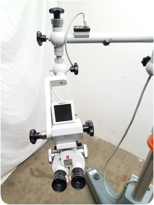 CARL ZEISS OPMI 1-H Surgery Operating Microscope