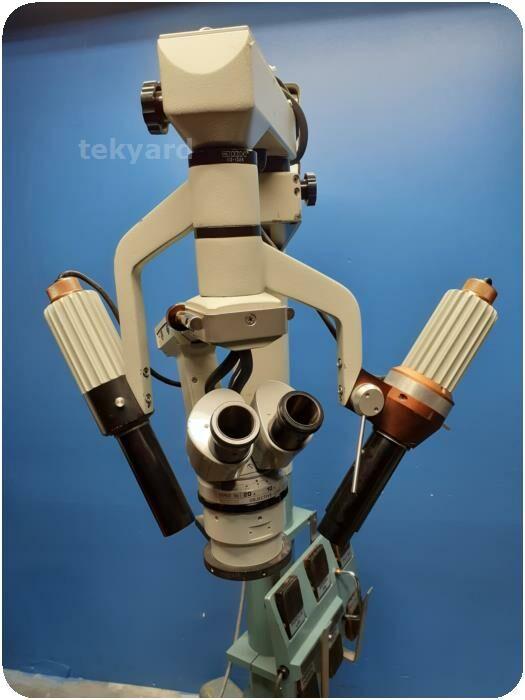 J.K. HOPPL Surgical Microscope