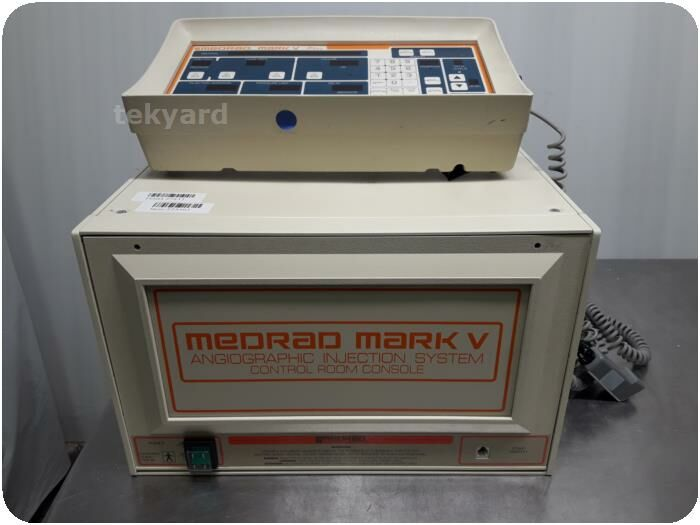 MEDRAD Mark v Plus Angiographic / CT injection System Injector CT