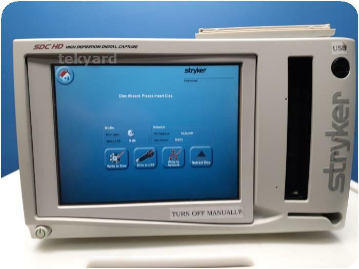 STRYKER  SDC HD 240-050-888 High Definition Digital Imaging System