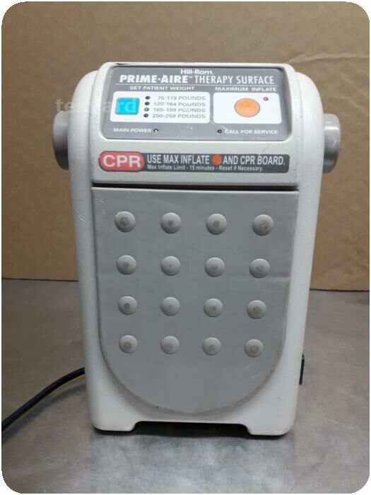 HILL-ROM 34-030-0005 Prime-Aire Therapy Surface Therapy Unit