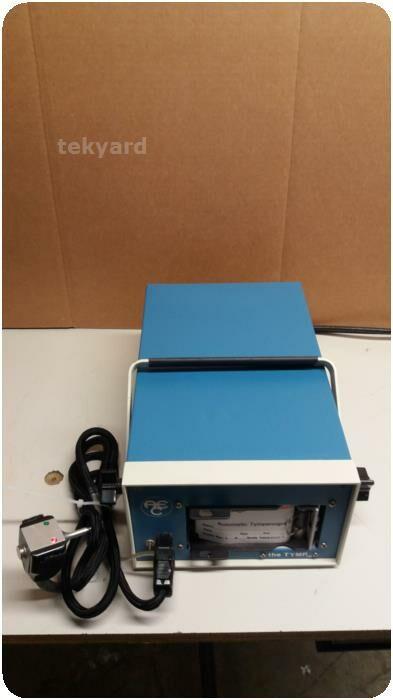 AMERICAN ELECTROMEDICS 85 TT Tympanometer
