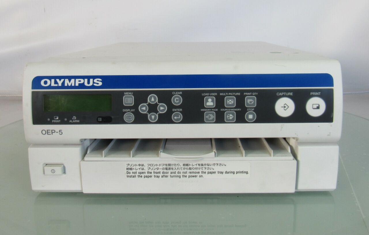 OLYMPUS OEP-5 Color Video  Printer