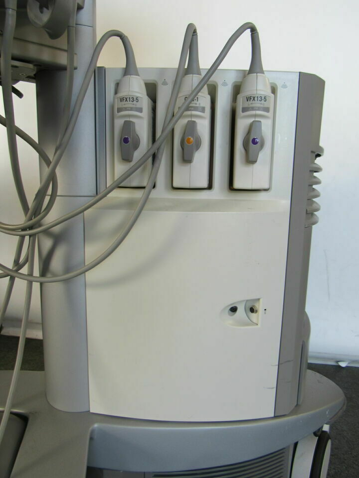 SIEMENS ACUSON Anteres Ultrasound Unit + 3  - 2 VFX-13.5, 1 CH4-I Ultrasound OB / GYN