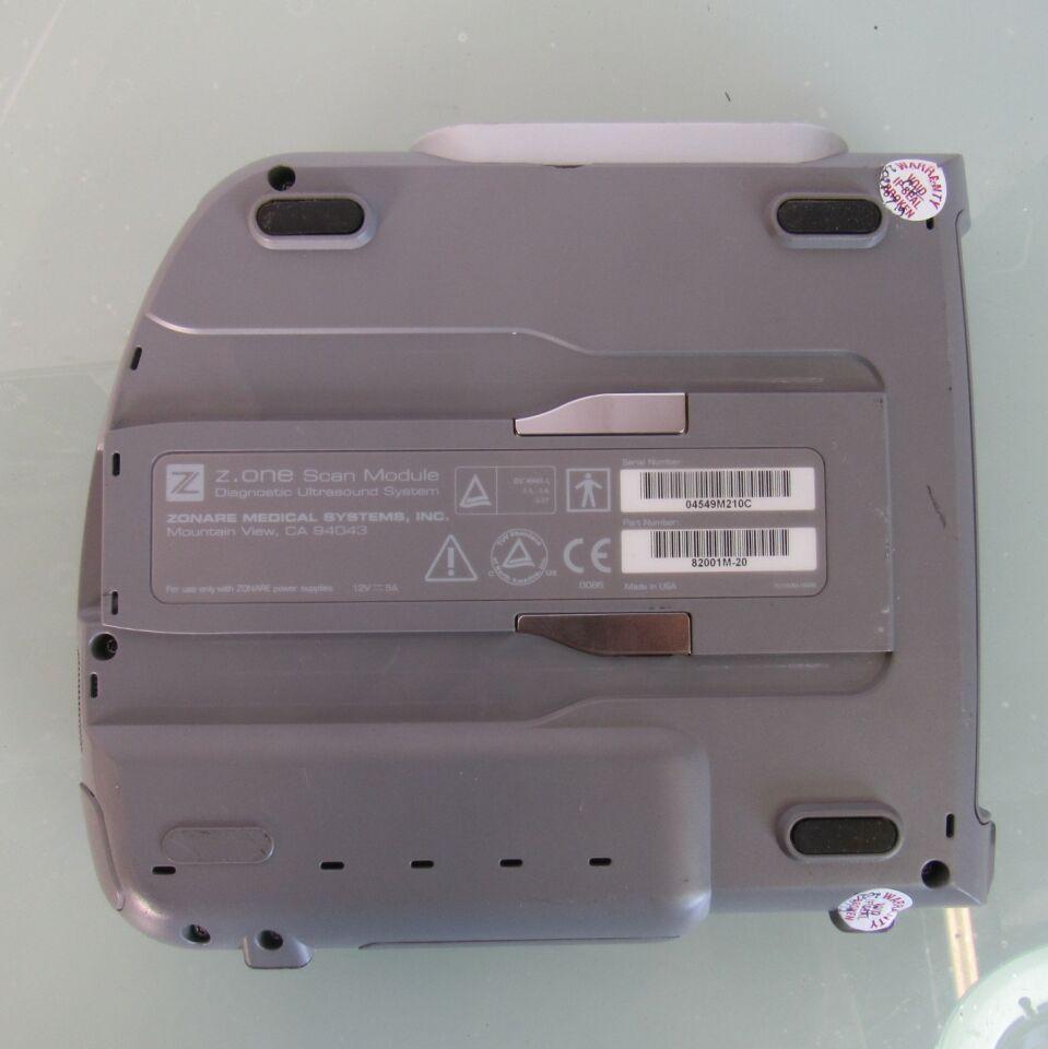 ZONARE 82001M-20 Z.ONE Portable Ultrasound System