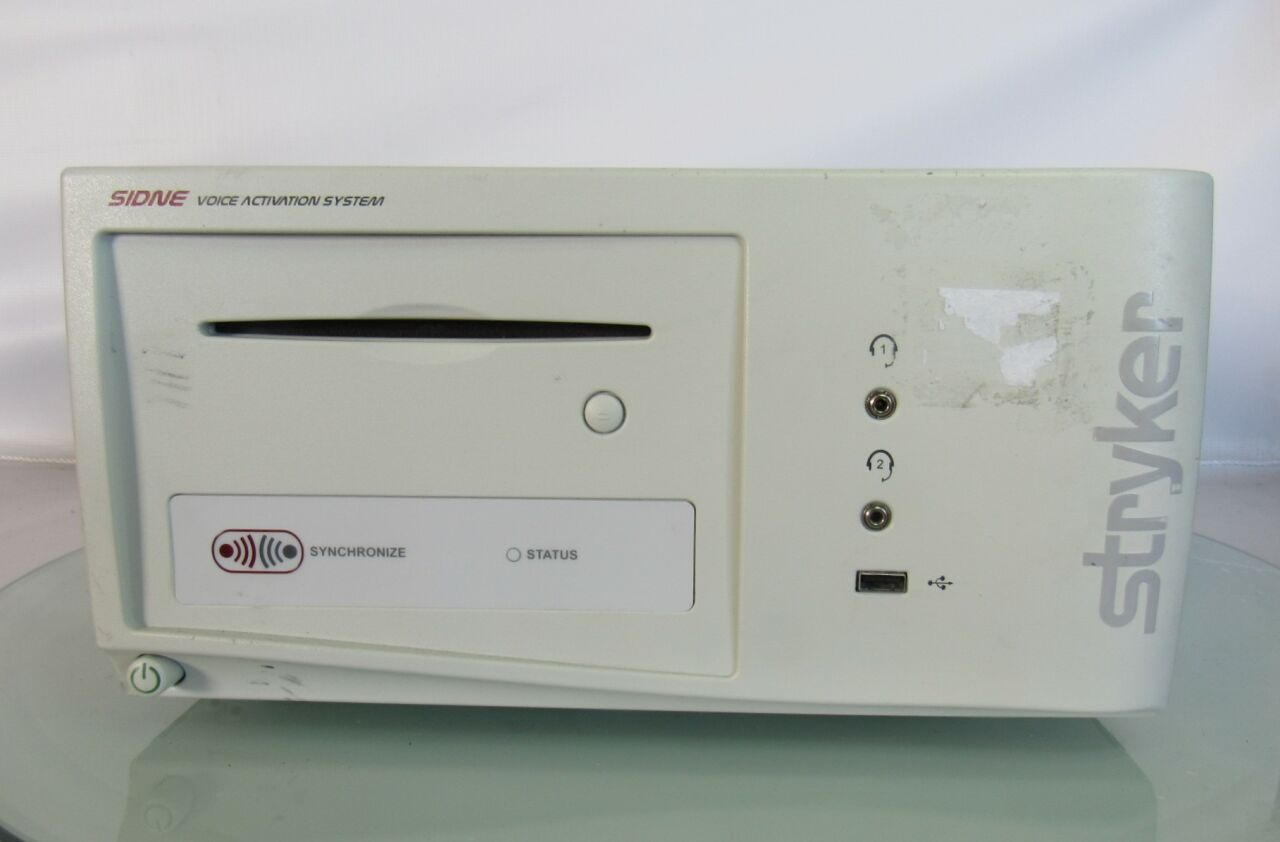 STRYKER Sdine Voice Activation System