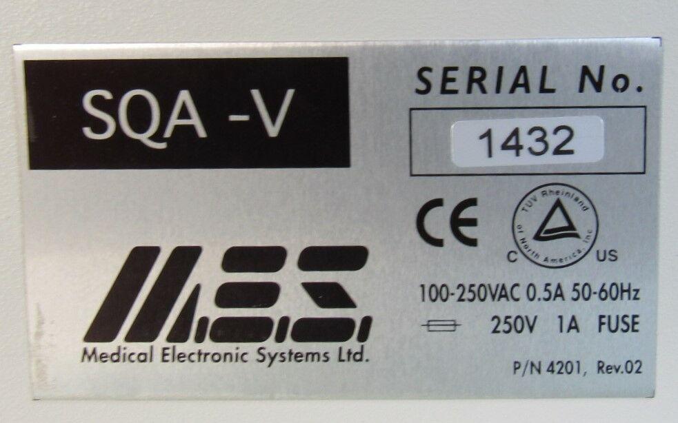 MES SQA-V Sperm Quality Analyzer
