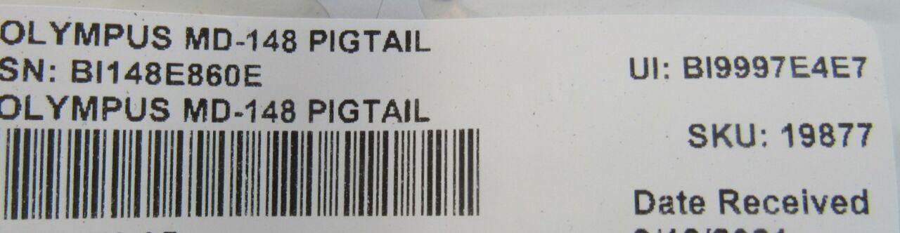 OLYMPUS MD-148 Pigtail