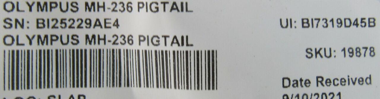 OLYMPUS MH-236 Pigtail