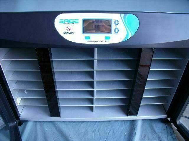 SAGE PRODUCTS 7938     Blanket / Solution Warmer