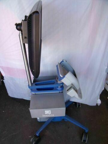 SONOSITE P01606     Mobile Work Station