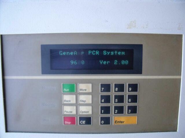 PERKIN ELMER 9600  GENEAMP PCR SYSTEM