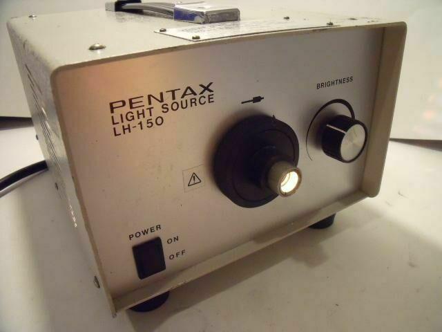 PENTAX LH-150     Light Source
