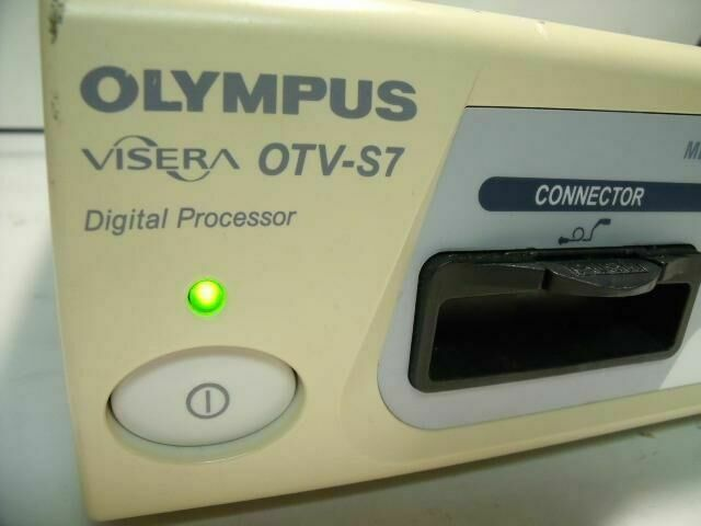 OLYMPUS OTV-S7V     Monitor