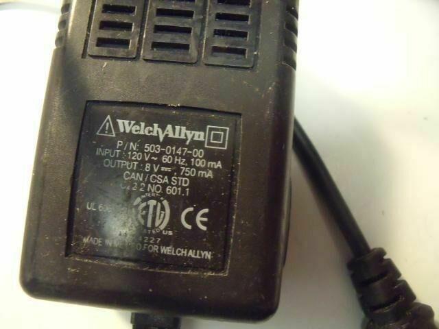 WELCH ALLYN 503-0147-00     Power Supply