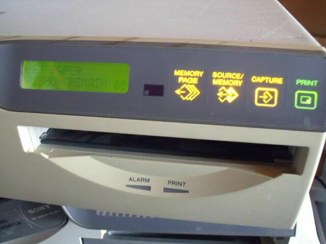 SONY  up-51MDS     Printer