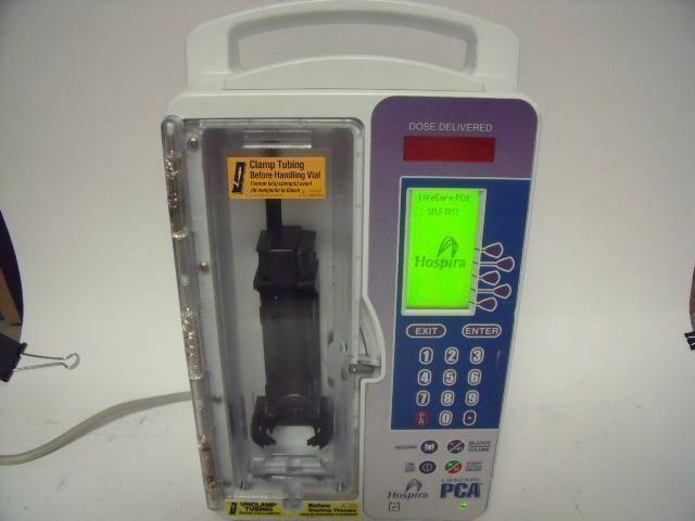 HOSPIRA DWL-AG132     Pump IV Infusion