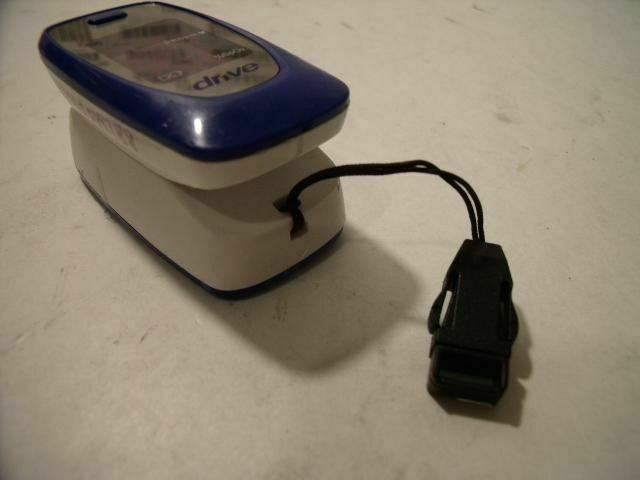 DRIVE MQ3000     Oximeter - Pulse