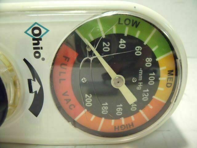 OHIO 1251     Vacuum Equipment