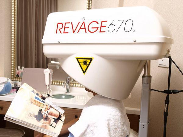 APIRA SCIENCE Revage 670 Laser - Diode