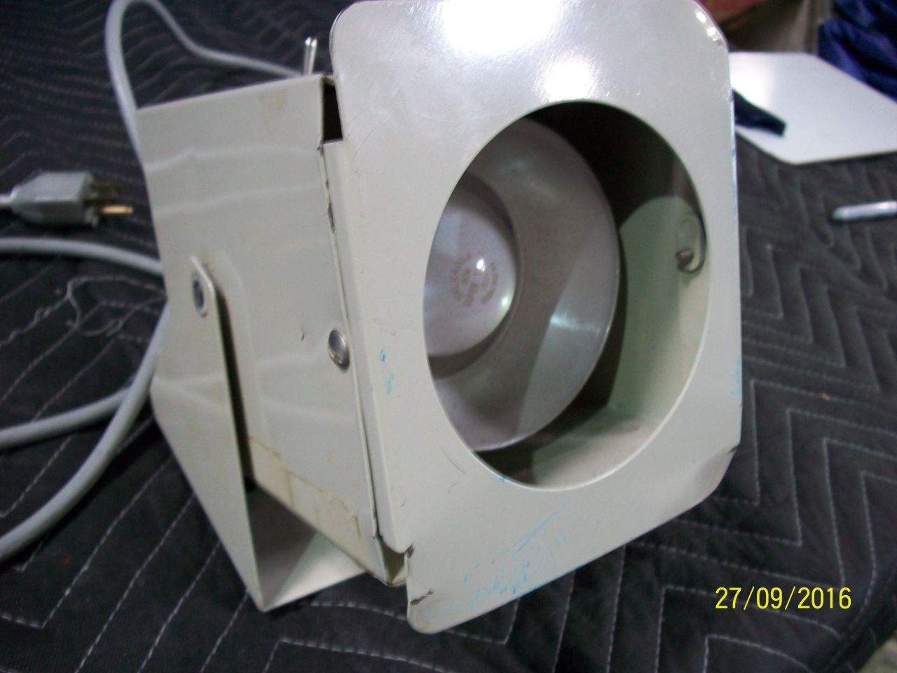 S & S  X-Ray Negatascope A Rayons-X 118 Viewbox